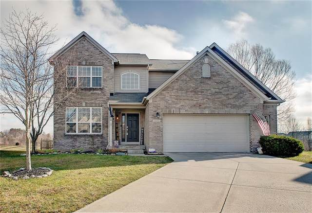 13651 Wendessa Drive, Fishers, IN 46038 (MLS #21759089) :: Realty ONE Group Dream