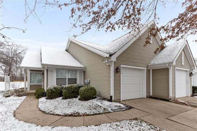 8244 Crook Drive N, Indianapolis, IN 46256 (MLS #21759092) :: Mike Price Realty Team - RE/MAX Centerstone