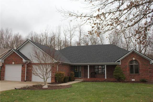 2965 Sunderland Drive, Martinsville, IN 46151 (MLS #21759095) :: The Evelo Team