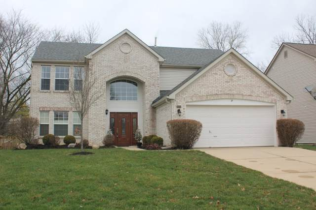 14194 Dickinson Court, Fishers, IN 46038 (MLS #21759125) :: The Evelo Team