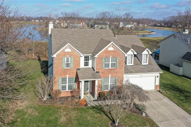 3710 W 46th Street, Indianapolis, IN 46228 (MLS #21759133) :: Mike Price Realty Team - RE/MAX Centerstone
