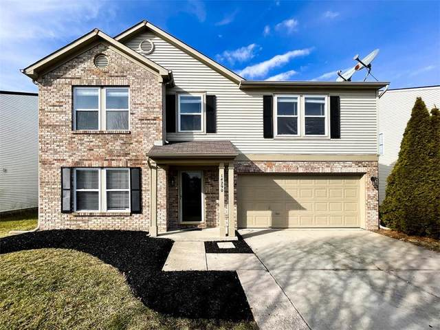 14290 Weeping Cherry Drive, Fishers, IN 46038 (MLS #21759140) :: Realty ONE Group Dream