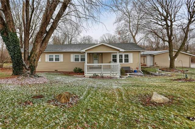 6505 W River Road, Yorktown, IN 47396 (MLS #21759144) :: The ORR Home Selling Team