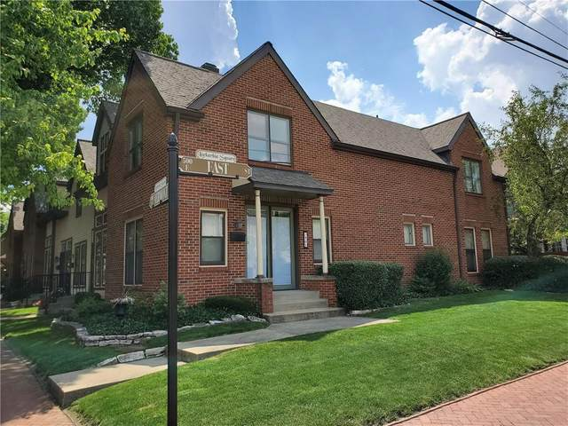 501 E Vermont Street, Indianapolis, IN 46202 (MLS #21759146) :: AR/haus Group Realty