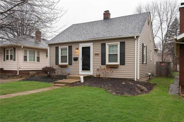 6166 Norwaldo Avenue, Indianapolis, IN 46220 (MLS #21759151) :: Realty ONE Group Dream