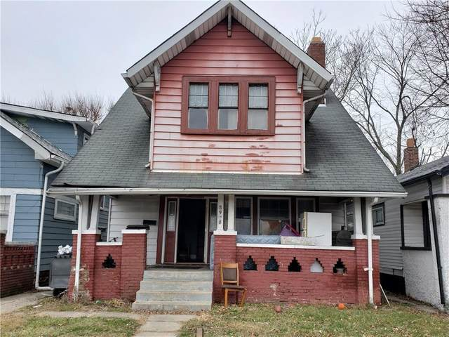 2948 Indianapolis Avenue, Indianapolis, IN 46208 (MLS #21759161) :: Mike Price Realty Team - RE/MAX Centerstone