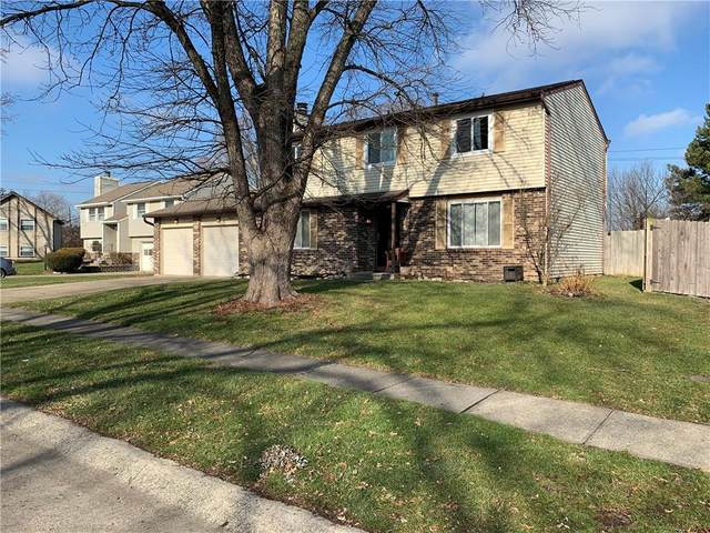 5158 Loring Court, Indianapolis, IN 46268 (MLS #21759163) :: The Evelo Team