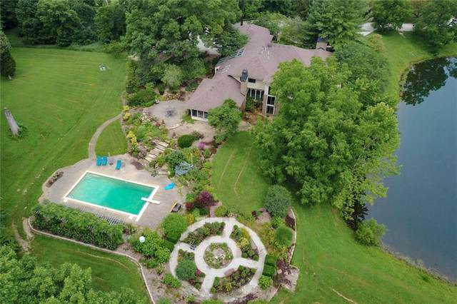 2225 E Maple Turn Road, Martinsville, IN 46151 (MLS #21759165) :: Mike Price Realty Team - RE/MAX Centerstone
