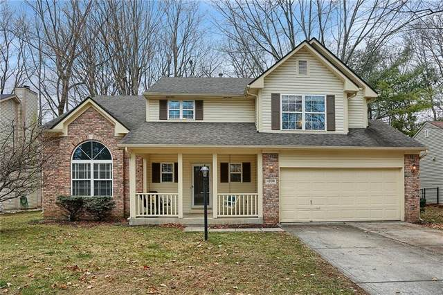 11238 Tall Trees Drive, Fishers, IN 46038 (MLS #21759176) :: AR/haus Group Realty