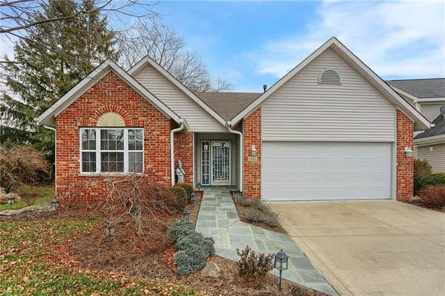7422 Deville Court, Indianapolis, IN 46256 (MLS #21759184) :: Mike Price Realty Team - RE/MAX Centerstone