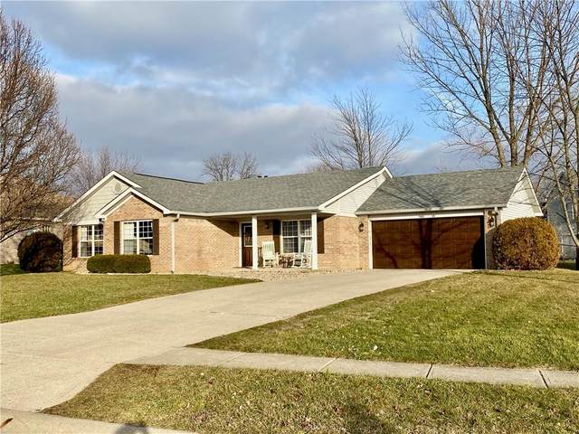 143 Eastview Drive, Bargersville, IN 46106 (MLS #21759186) :: The Evelo Team