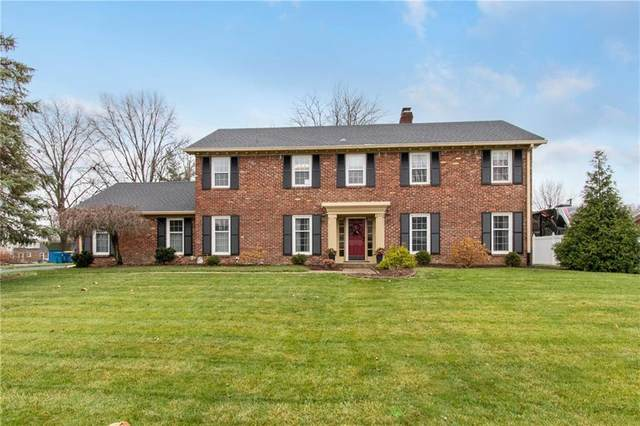 6325 Welham Road, Indianapolis, IN 46220 (MLS #21759188) :: Realty ONE Group Dream