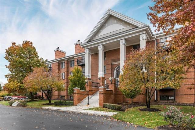 8650 W Jaffa Court West Drive #22, Indianapolis, IN 46260 (MLS #21759197) :: Realty ONE Group Dream