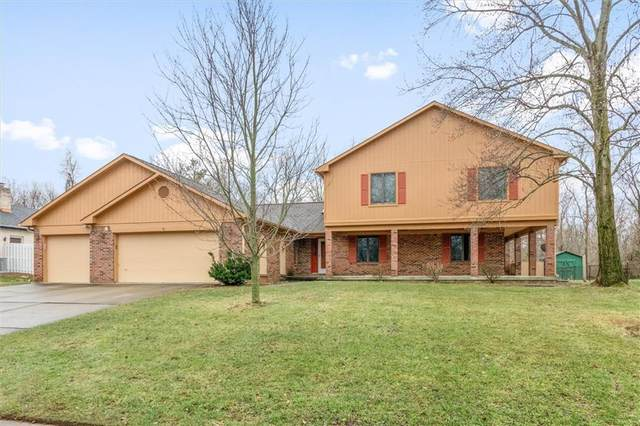 6631 Baron Court, Avon, IN 46123 (MLS #21759212) :: Realty ONE Group Dream