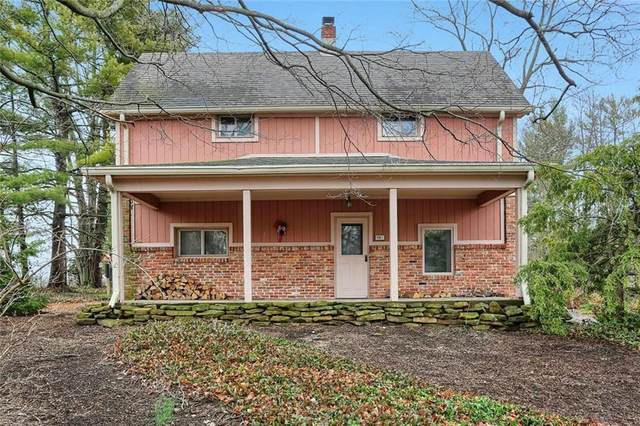 981 S State Road 39, Danville, IN 46122 (MLS #21759214) :: The Indy Property Source
