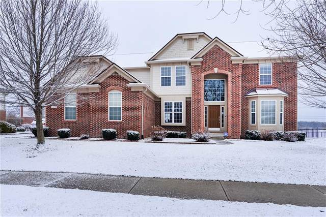 12671 Tuscany Boulevard, Carmel, IN 46032 (MLS #21759220) :: Realty ONE Group Dream