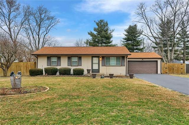 8450 Bridge Court, Indianapolis, IN 46231 (MLS #21759231) :: AR/haus Group Realty