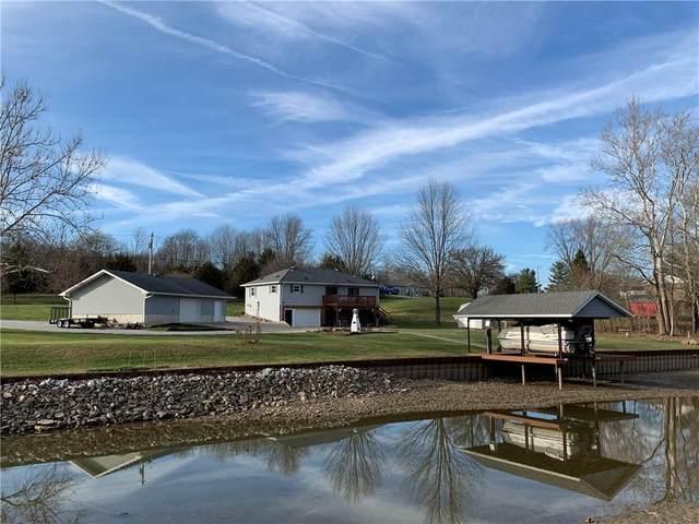 5650 S Lake Shore Drive E, Crawfordsville, IN 47933 (MLS #21759240) :: Corbett & Company