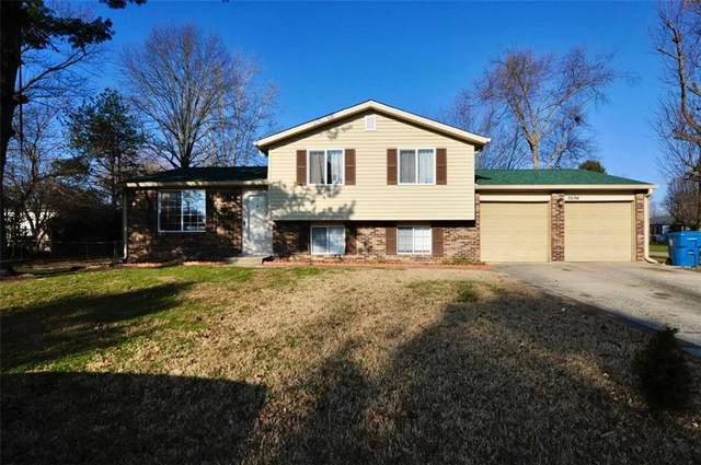 7604 Savannah Drive, Indianapolis, IN 46217 (MLS #21759241) :: The Evelo Team