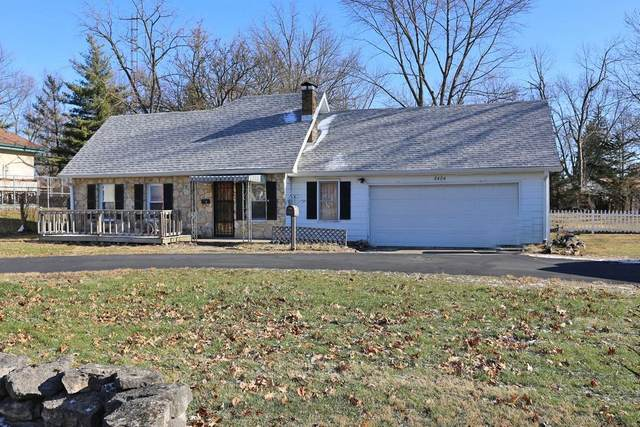 2424 S Main Street, New Castle, IN 47362 (MLS #21759259) :: Mike Price Realty Team - RE/MAX Centerstone