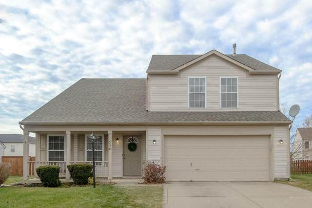 12030 Princewood Drive, Fishers, IN 46037 (MLS #21759263) :: The Evelo Team