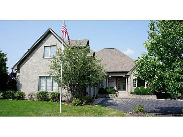 12500 Kelly Place, Fishers, IN 46038 (MLS #21759269) :: Mike Price Realty Team - RE/MAX Centerstone