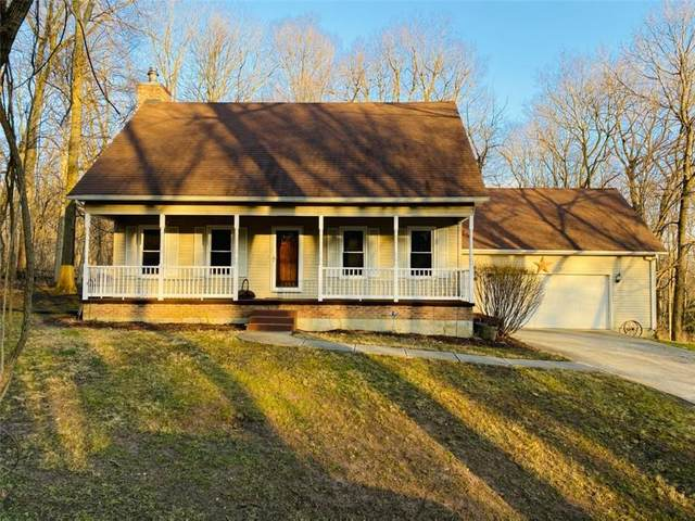 8350 S Floral Avenue, Knightstown, IN 46148 (MLS #21759278) :: AR/haus Group Realty