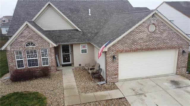 6371 E Rockhill Court, Camby, IN 46113 (MLS #21759281) :: The Evelo Team