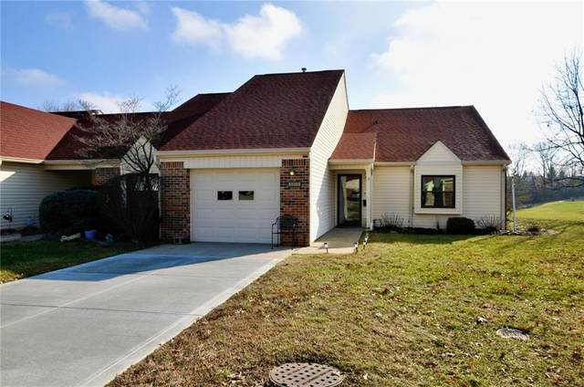 6303 Brush Run, Indianapolis, IN 46268 (MLS #21759287) :: Realty ONE Group Dream