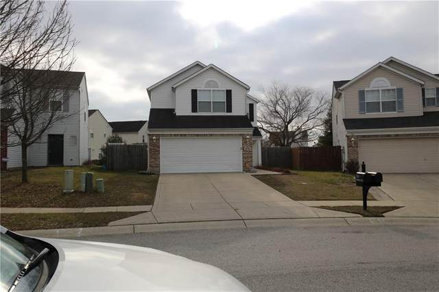 7234 Parklake Circle, Indianapolis, IN 46217 (MLS #21759290) :: Realty ONE Group Dream