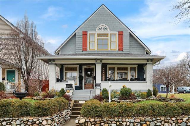 441 N Arsenal Avenue, Indianapolis, IN 46201 (MLS #21759306) :: Realty ONE Group Dream