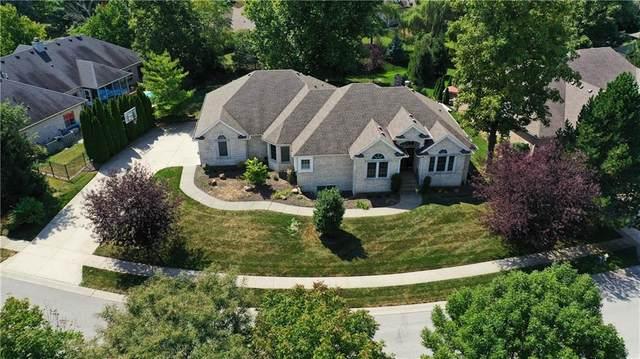 4491 Hickory Grove Boulevard, Greenwood, IN 46143 (MLS #21759308) :: Richwine Elite Group