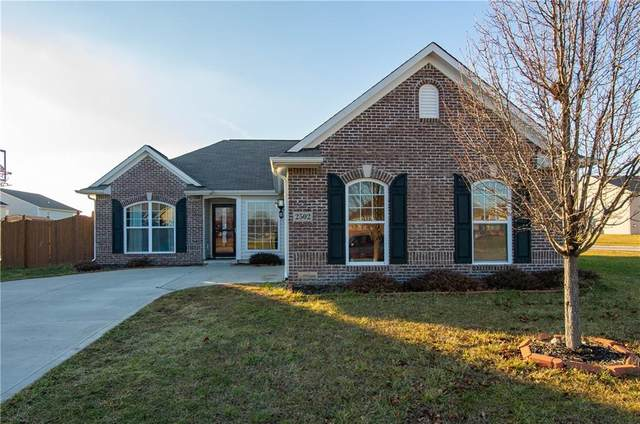 2502 Copper Hill Drive, Indianapolis, IN 46239 (MLS #21759319) :: Realty ONE Group Dream
