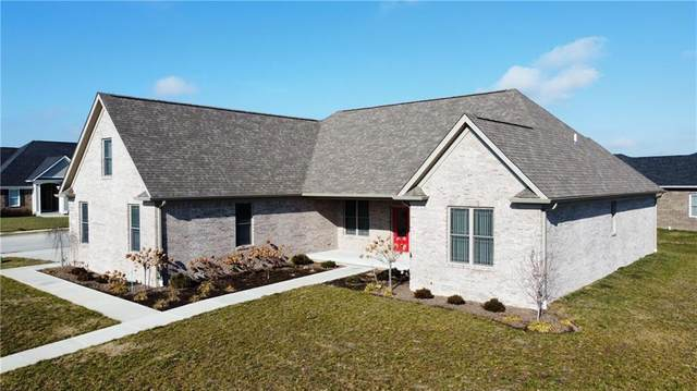 3510 Saint Andrews Place, Seymour, IN 47274 (MLS #21759331) :: The Evelo Team