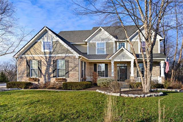 16914 Bent Oaks Court, Noblesville, IN 46060 (MLS #21759335) :: Realty ONE Group Dream