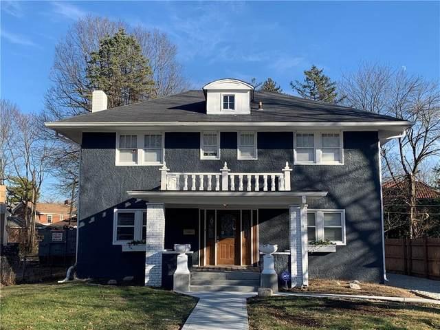 3459 Birchwood Avenue, Indianapolis, IN 46205 (MLS #21759343) :: Corbett & Company