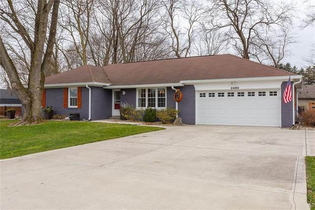 2480 Stringtown Pike, Cicero, IN 46034 (MLS #21759349) :: Realty ONE Group Dream