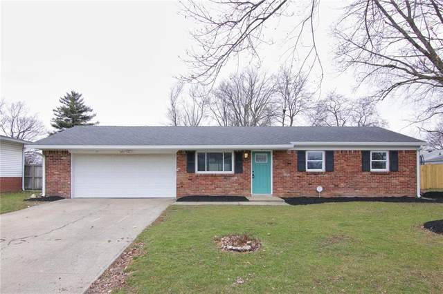 8914 E 16TH Place, Indianapolis, IN 46219 (MLS #21759350) :: The Evelo Team