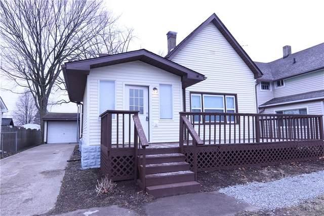 516 N 14th Street, Elwood, IN 46036 (MLS #21759355) :: Ferris Property Group