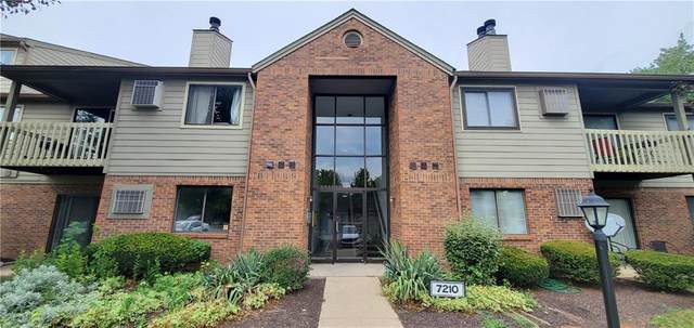 7210 Village Parkway Drive #1, Indianapolis, IN 46254 (MLS #21759365) :: Realty ONE Group Dream