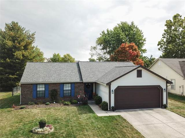 11449 Cherry Blossom East Drive, Fishers, IN 46038 (MLS #21759368) :: Richwine Elite Group