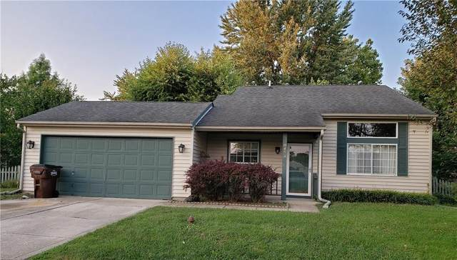 8453 Saxon Court, Taylorsville, IN 47201 (MLS #21759379) :: AR/haus Group Realty