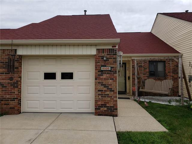 5326 Caring Cove #129, Indianapolis, IN 46268 (MLS #21759387) :: Realty ONE Group Dream