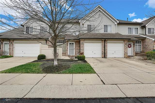 9440 B Enclave Drive #42, Avon, IN 46123 (MLS #21759410) :: Mike Price Realty Team - RE/MAX Centerstone