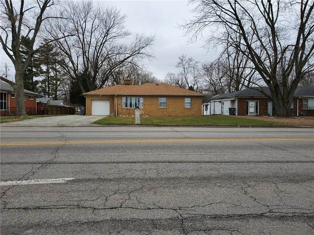 1710 N Arlington Avenue, Indianapolis, IN 46218 (MLS #21759413) :: The Evelo Team