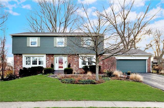 6609 Kingswood Drive, Indianapolis, IN 46256 (MLS #21759425) :: Heard Real Estate Team | eXp Realty, LLC