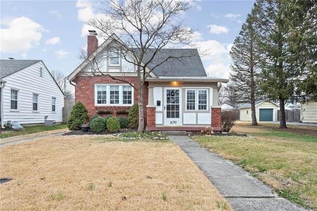 6170 Primrose Avenue, Indianapolis, IN 46220 (MLS #21759435) :: Realty ONE Group Dream