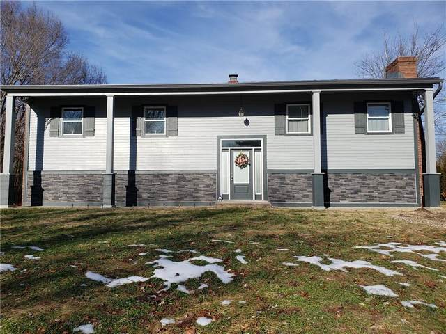 2804 Tulip Drive, Indianapolis, IN 46227 (MLS #21759438) :: Mike Price Realty Team - RE/MAX Centerstone