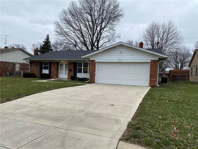 3227 Bluebell Lane, Indianapolis, IN 46224 (MLS #21759439) :: The Evelo Team
