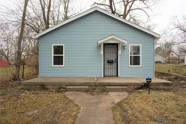 2854 Stuart Street, Indianapolis, IN 46218 (MLS #21759441) :: Richwine Elite Group